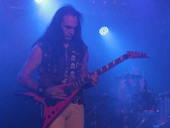 Raining Blood Night - Livestage Innsbruck 114