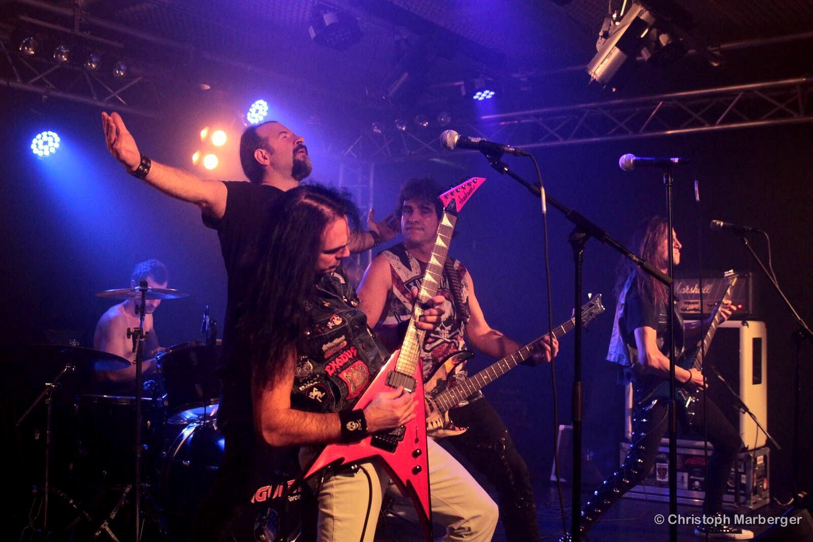 Raining Blood Night - Livestage Innsbruck 80