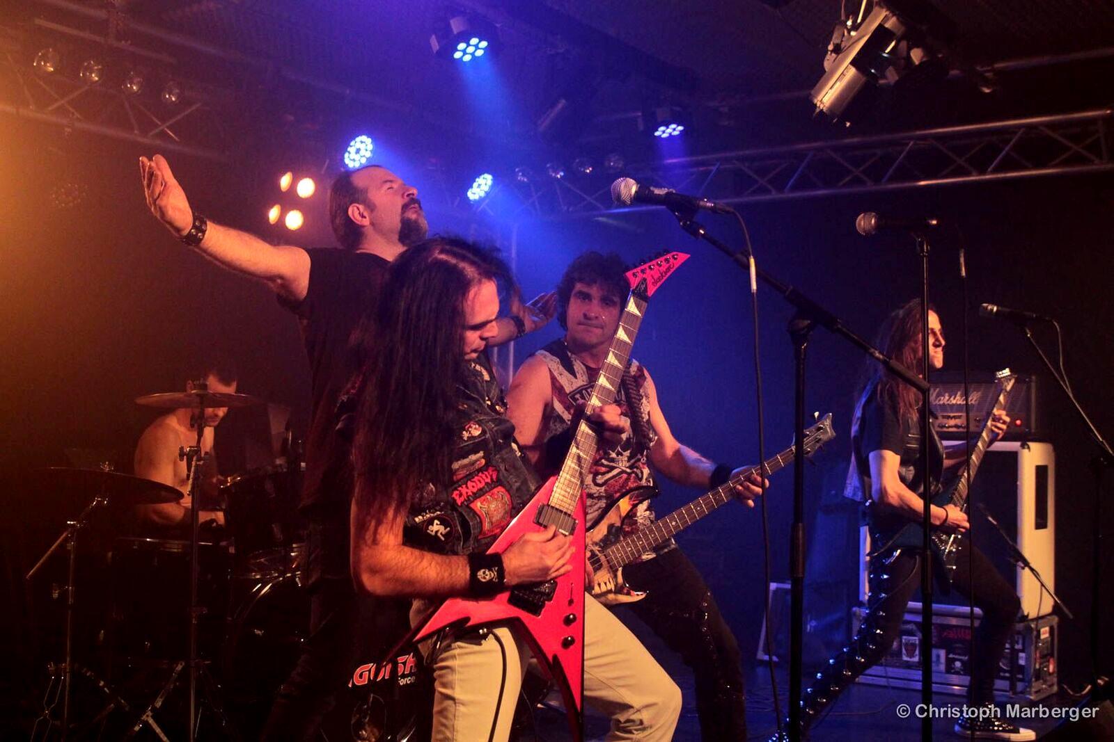 Raining Blood Night - Livestage Innsbruck 81
