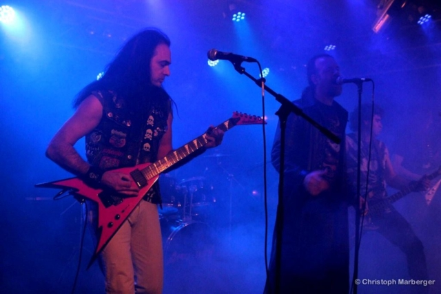 Raining Blood Night - Livestage Innsbruck 51