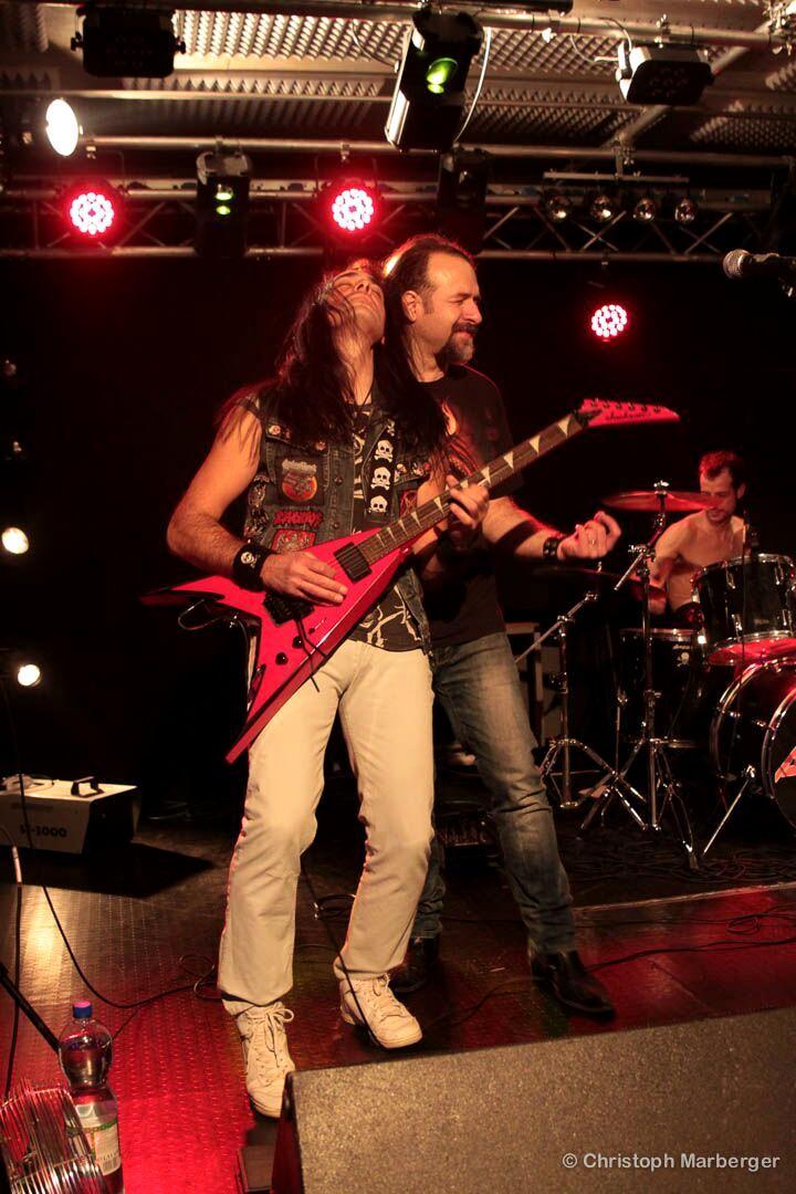 Raining Blood Night - Livestage Innsbruck 89