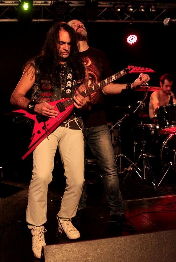 Raining Blood Night - Livestage Innsbruck 90