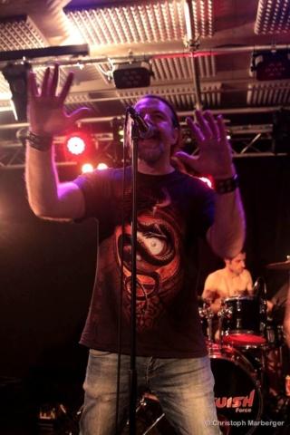 Raining Blood Night - Livestage Innsbruck 27