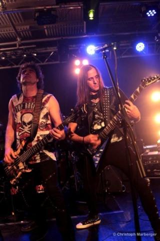 Raining Blood Night - Livestage Innsbruck 52