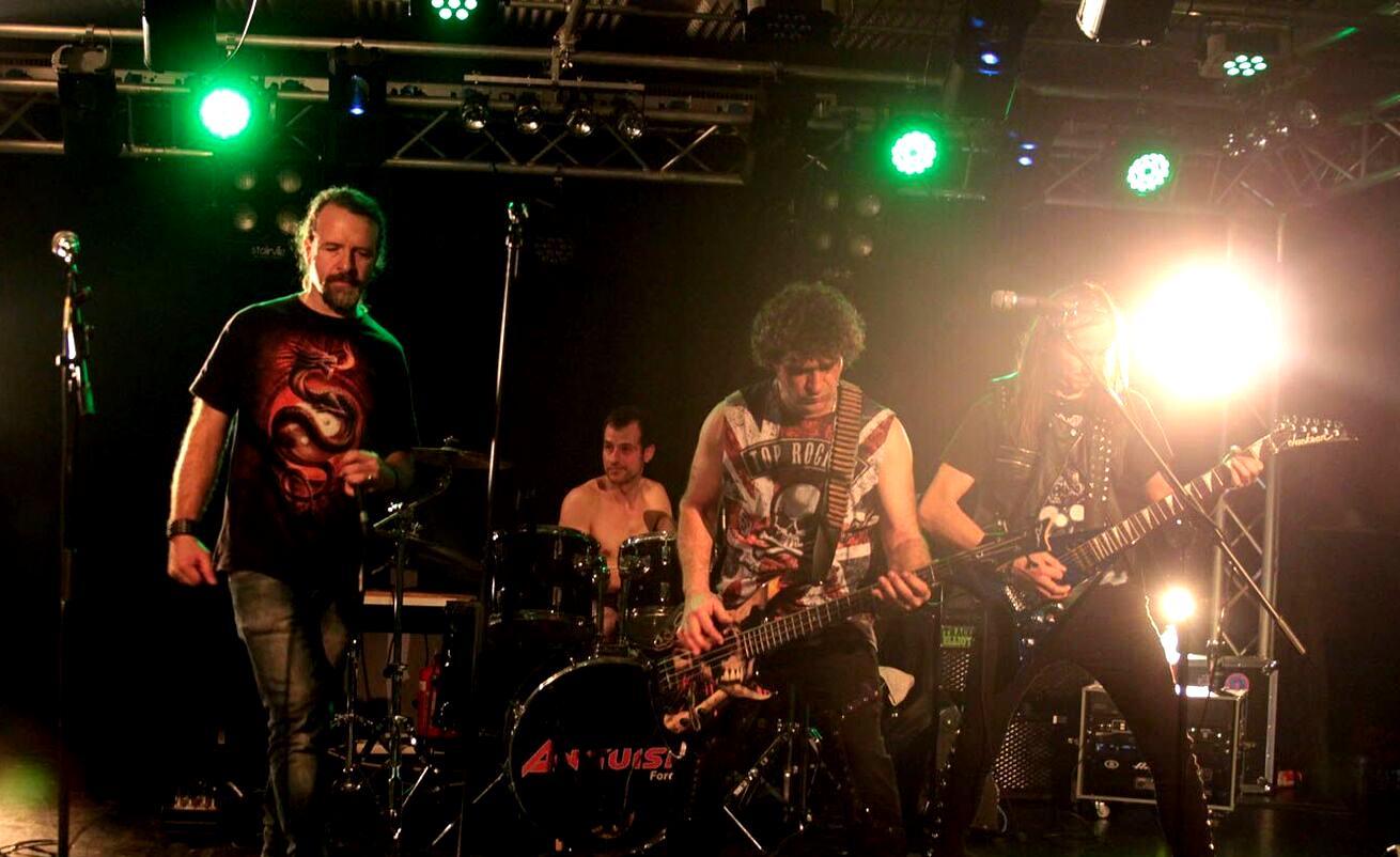 Raining Blood Night - Livestage Innsbruck 95