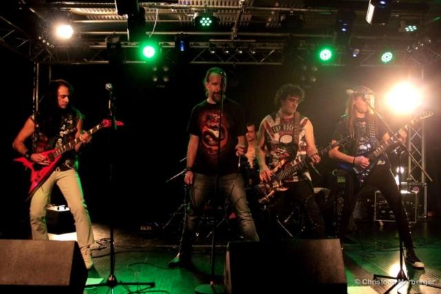 Raining Blood Night - Livestage Innsbruck 32