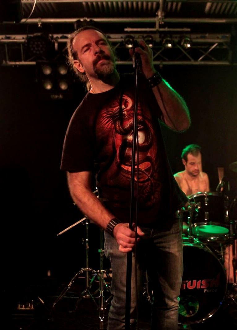 Raining Blood Night - Livestage Innsbruck 98