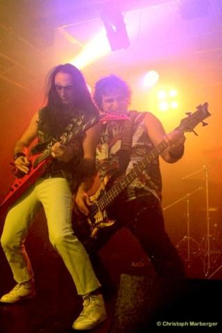 Raining Blood Night - Livestage Innsbruck 53