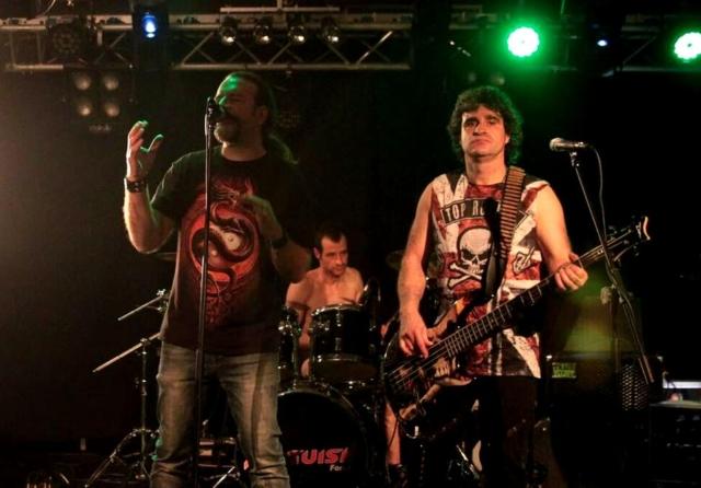 Raining Blood Night - Livestage Innsbruck 36