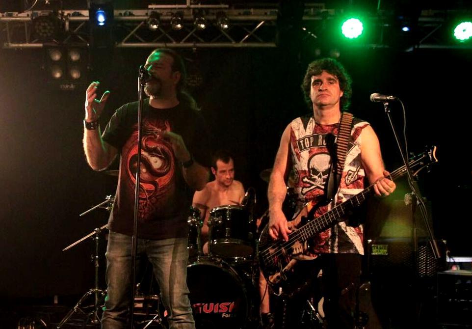 Raining Blood Night - Livestage Innsbruck 100