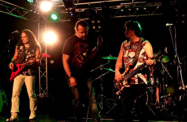 Raining Blood Night - Livestage Innsbruck 38
