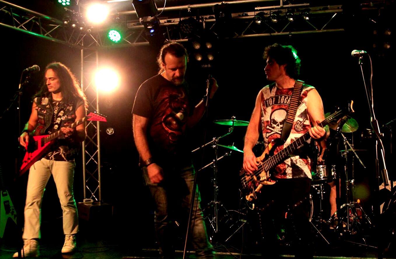 Raining Blood Night - Livestage Innsbruck 102