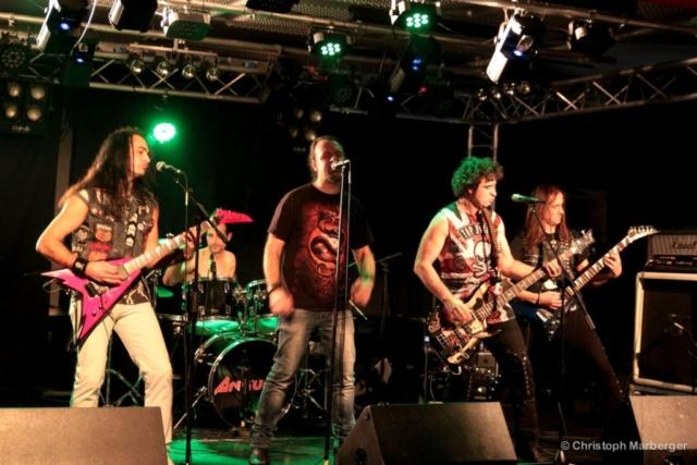 Raining Blood Night - Livestage Innsbruck 40