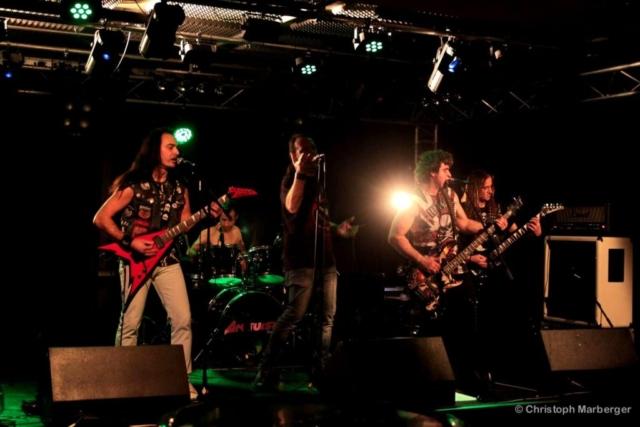 Raining Blood Night - Livestage Innsbruck 41