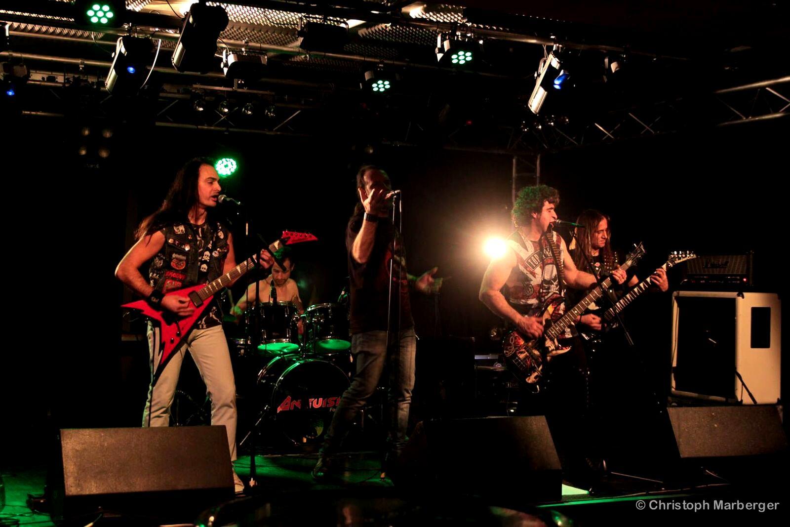 Raining Blood Night - Livestage Innsbruck 105