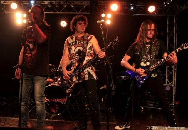 Raining Blood Night - Livestage Innsbruck 42