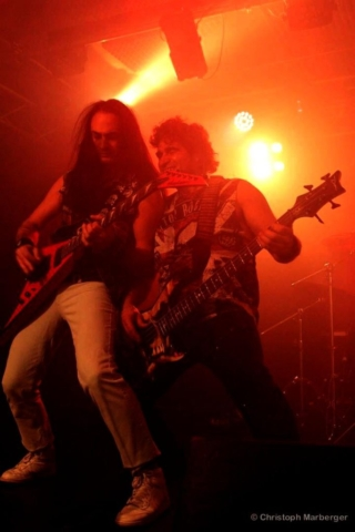 Raining Blood Night - Livestage Innsbruck 54