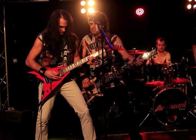 Raining Blood Night - Livestage Innsbruck 44