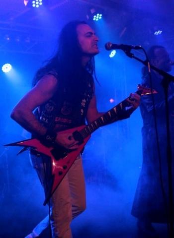 Raining Blood Night - Livestage Innsbruck 45