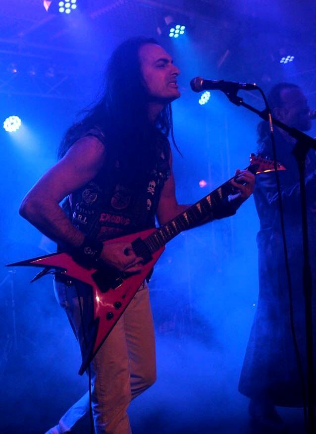 Raining Blood Night - Livestage Innsbruck 109