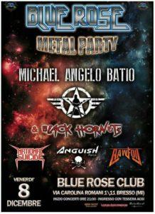 ANGUISH FORCE - MICHAEL ANGELO BATIO 1