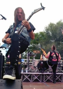 ANGUISH FORCE RIFF ROCK HEAVY METAL LIVE (1) 1