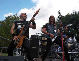 ANGUISH FORCE RIFF ROCK HEAVY METAL LIVE (10) 1