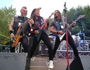 ANGUISH FORCE RIFF ROCK HEAVY METAL LIVE (11) 1