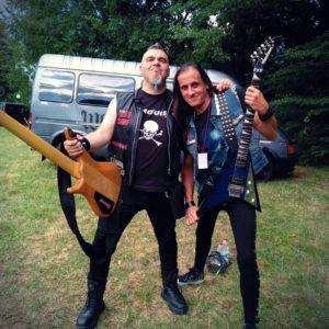 ANGUISH FORCE RIFF ROCK HEAVY METAL LIVE (12) 1