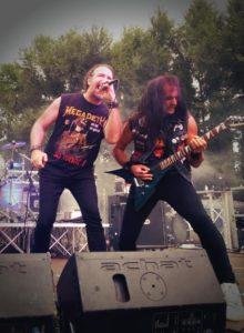 ANGUISH FORCE RIFF ROCK HEAVY METAL LIVE (13) 1
