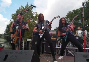 ANGUISH FORCE RIFF ROCK HEAVY METAL LIVE (14) 1