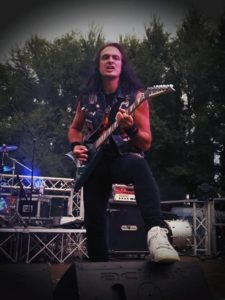 ANGUISH FORCE RIFF ROCK HEAVY METAL LIVE (15) 1
