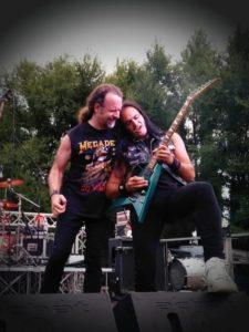 ANGUISH FORCE RIFF ROCK HEAVY METAL LIVE (2) 1
