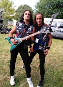 ANGUISH FORCE RIFF ROCK HEAVY METAL LIVE (6) 1