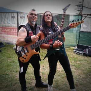 ANGUISH FORCE RIFF ROCK HEAVY METAL LIVE (7) 1