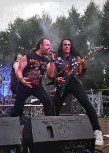 ANGUISH FORCE RIFF ROCK HEAVY METAL LIVE (9) 1