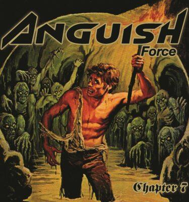 Anguish Force 3