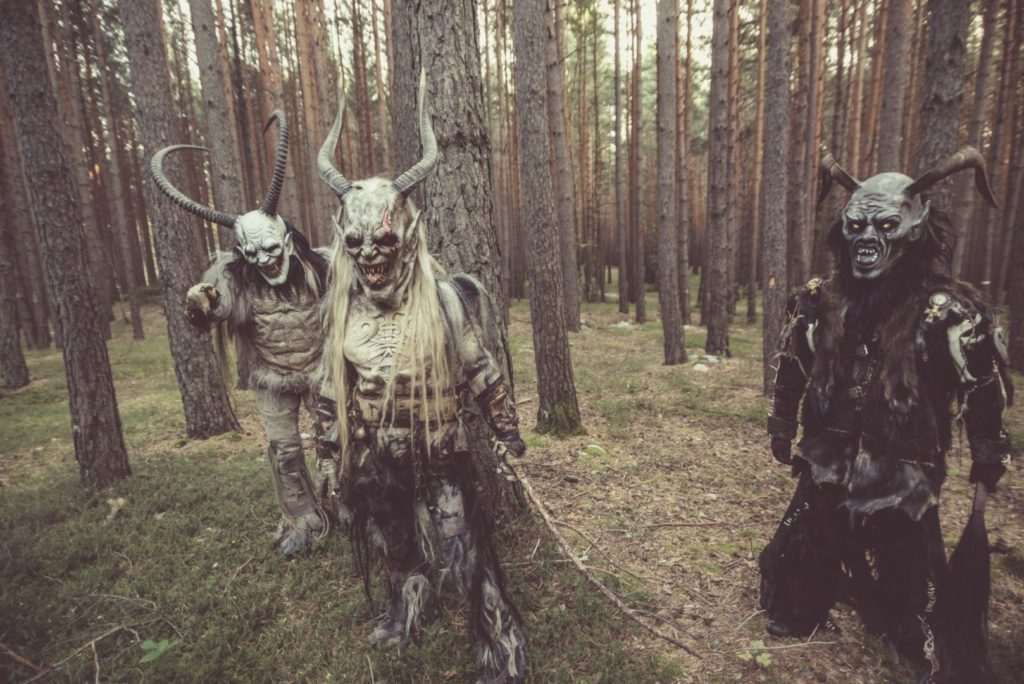"""NEW EP & Videoclip """"Krampus"""" Now available! 11"""