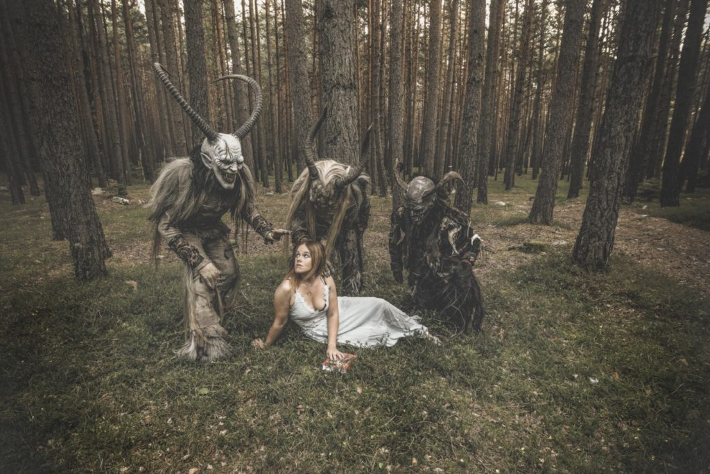"""NEW EP & Videoclip """"Krampus"""" Now available! 1"""