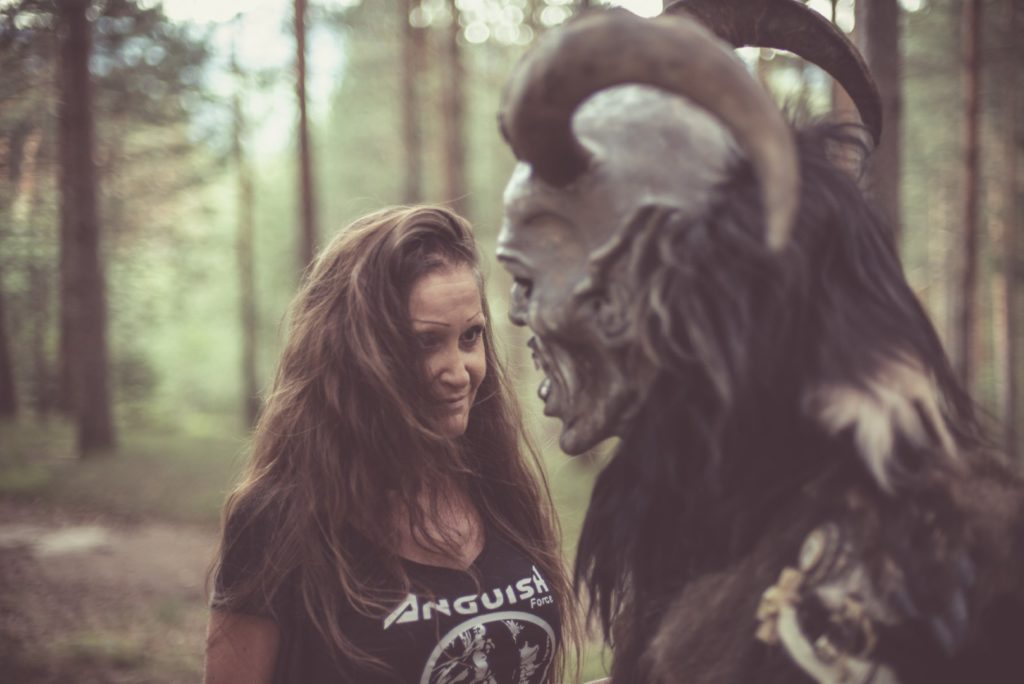 """NEW EP & Videoclip """"Krampus"""" Now available! 2"""